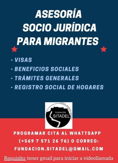 Apoyo Socio-Jurídico