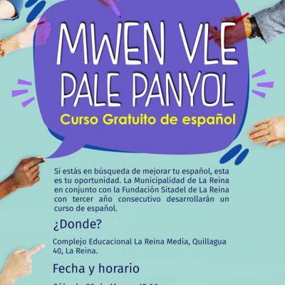 Taller Español Fundación Sitadel